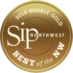 SIP Northwest 2018 Double Gold Best of the NW