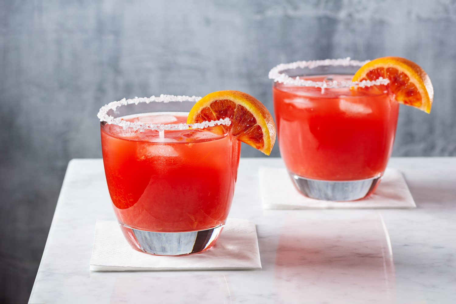 Blood Orange Jalapeno Margarita