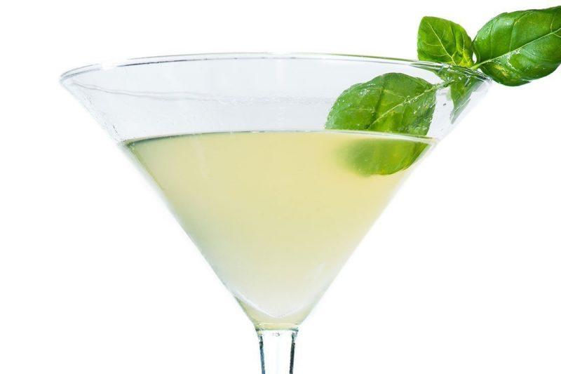 mint martini