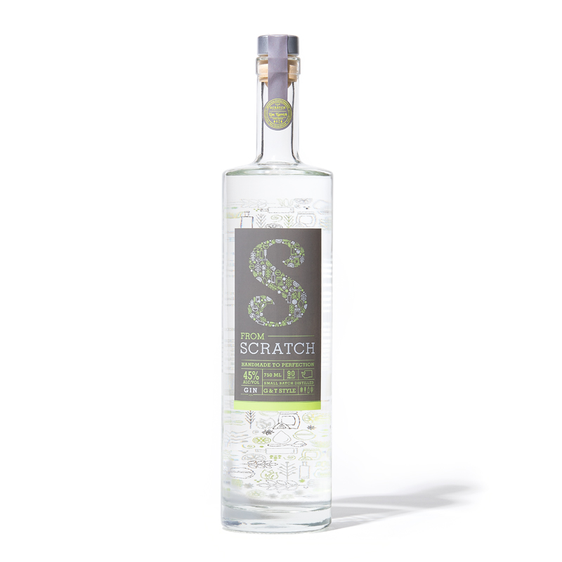 Scratch GT Style Gin