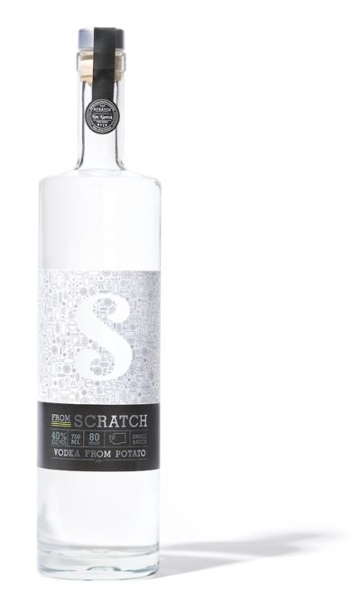 Scratch Potato Vodka