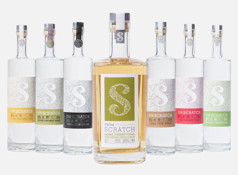 Scratch Vodka