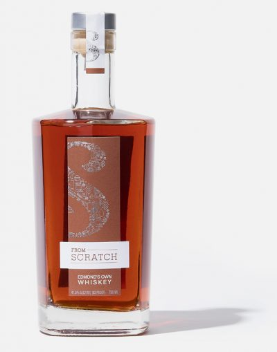 Scratch Edmonds Own Whiskey