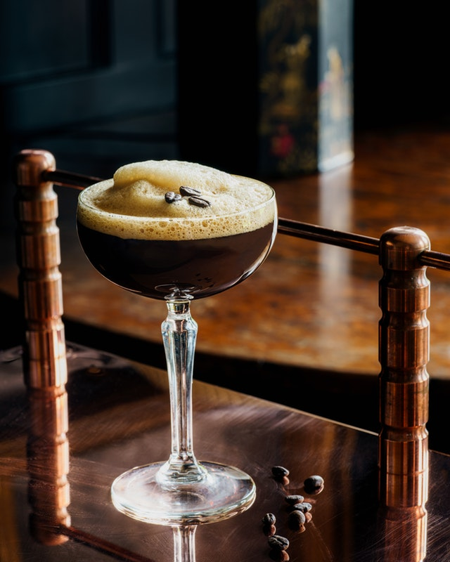 Chocolate Espresso Martini