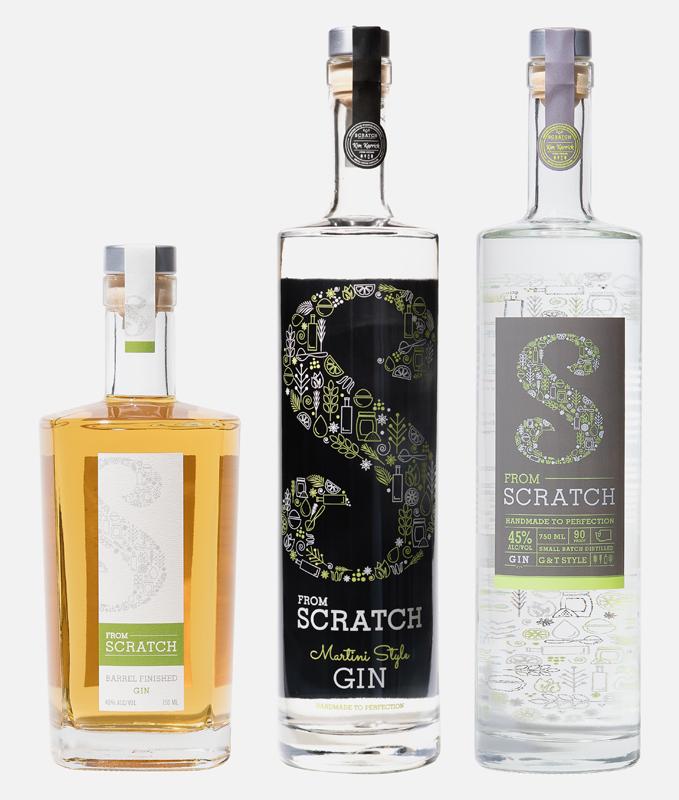 Scratch Gin