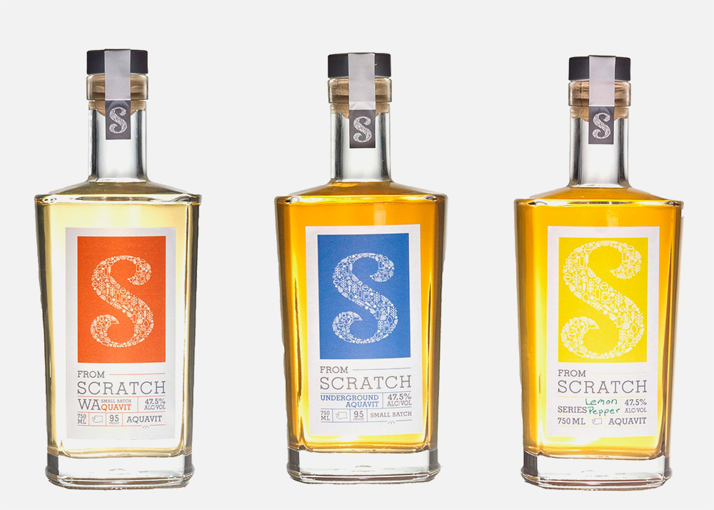 Scratch Aquavits
