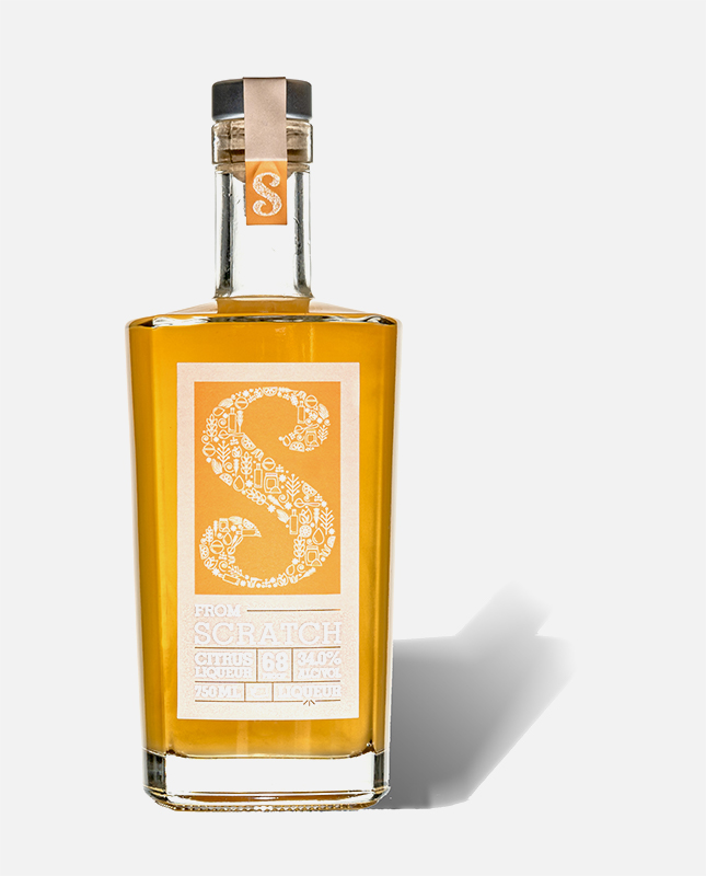 Scratch Citrus Liquer