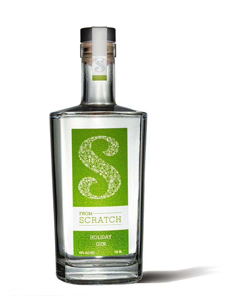 Scratch Holiday Gin