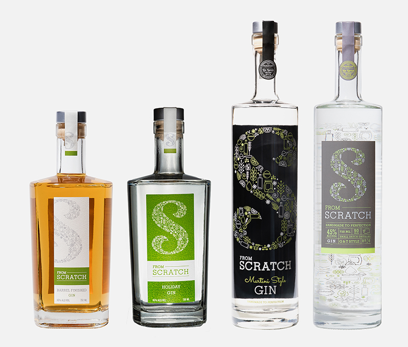 Scratch Gin Group