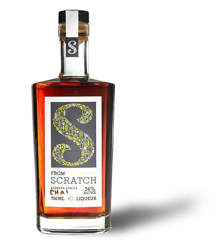 Scratch Chai liqueur